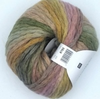 Rico Design Creative Smile Superchunky yarn - summer garden